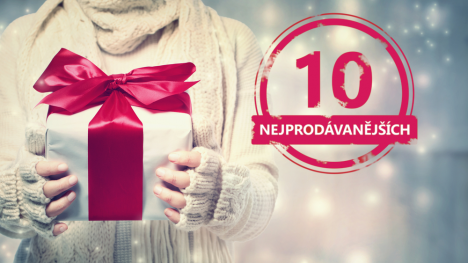 Dárek na Vánoce zlékárny: oco je největší zájem?