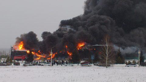 Smog z požárů v Moskvě zdvojnásobil počet úmrtí