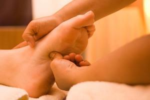 Reflexní masáž: Bolestivé znovuzrození