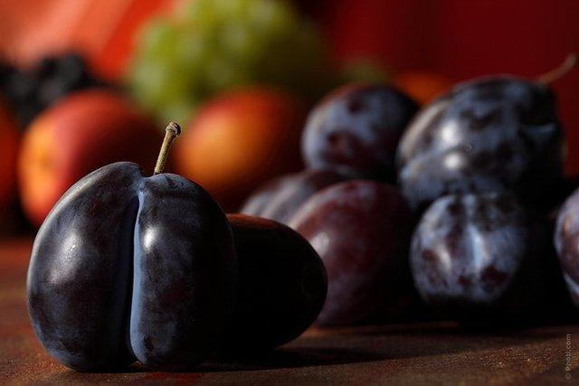 Švestky pro zdraví– včetně pecek