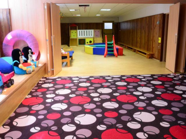 Fotogalerie: Děti léčí pohádková místnost Snoezelen