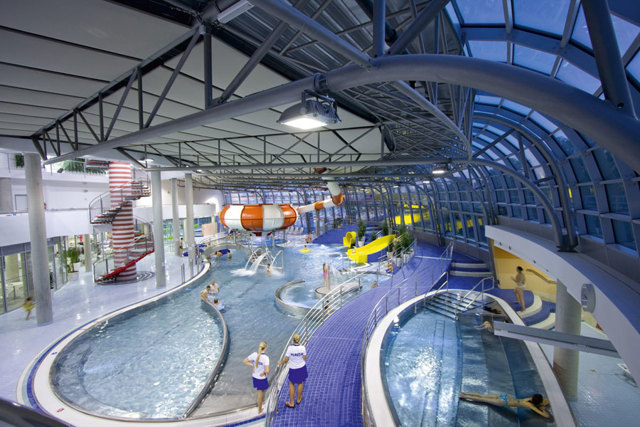 Který aquapark a bazén jsou nejlepší?