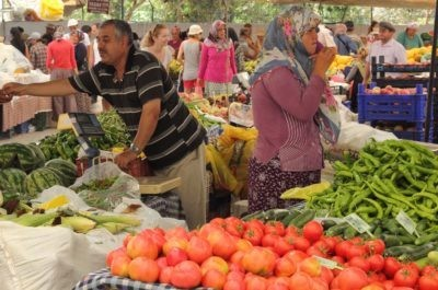 Víkendový nákup z farmářského trhu: kdy a kde