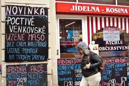 Kvalitní a čerstvé jídlo konečně v Praze!