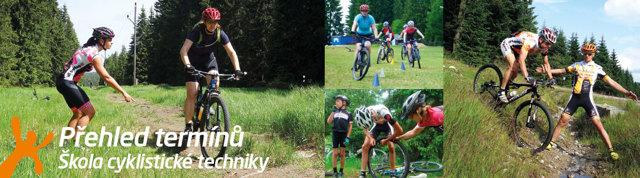 Terénní cyklisté se mají na co těšit