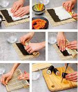 Připravte si sushi po česku!