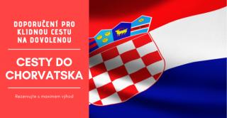 Chorvatsko autem: levná dovolená babího léta