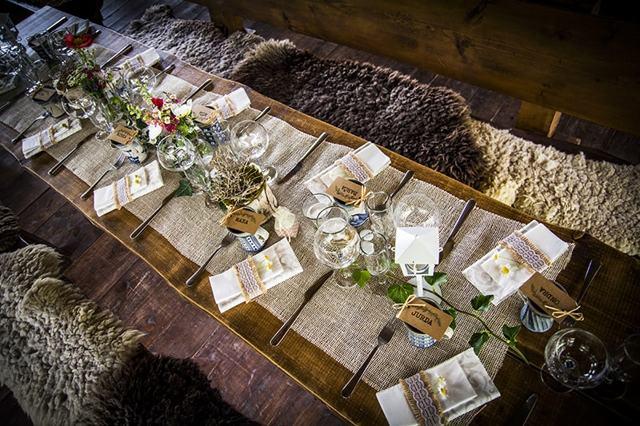 Svatební hostina ve fastfoodu