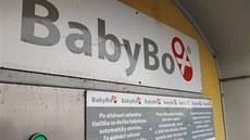 Babyboxy mají nejmenší zastání u vysokoškoláků