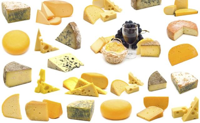 Kolik sýrů znáte a poznáte?