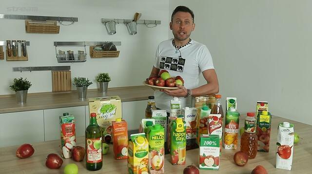 Jablečný džus už se nesmí vydávat za jiný