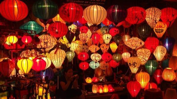Fotogalerie: Vietnamské potraviny. To je něco