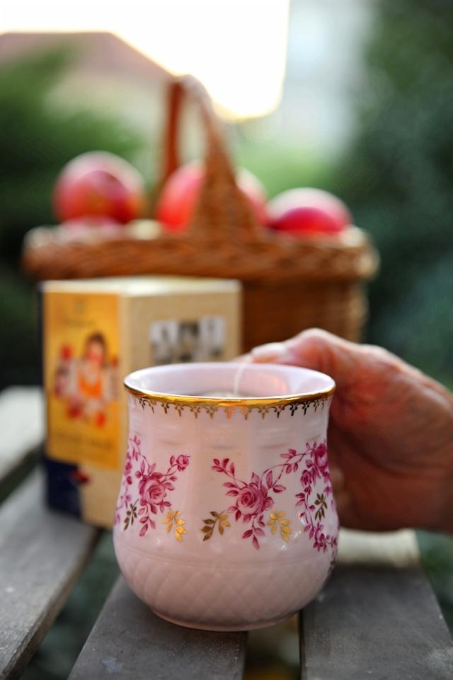 Ovocné čaje mají ovoce často jen v názvu