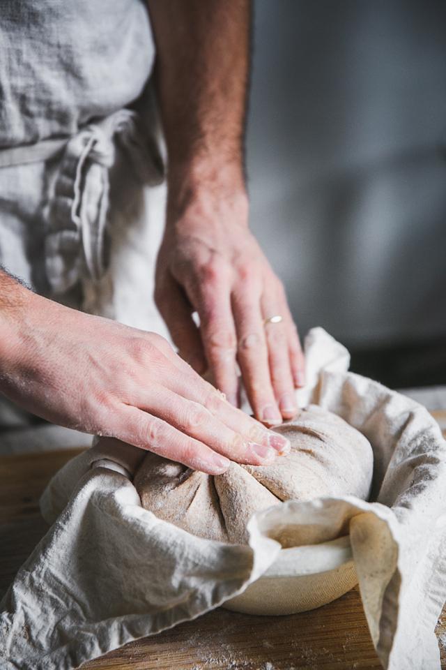 Kváskové chleby a další dobroty na Rajské zahradě