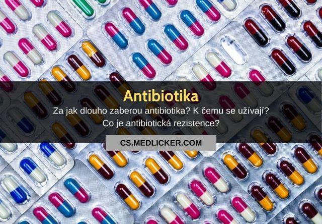 Čeští vědci mají důkaz: antibiotika přestávají zabírat