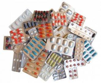 Kolik léků vyhodíme? Tuny!
