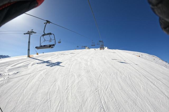 Test lyžařských středisek 2021