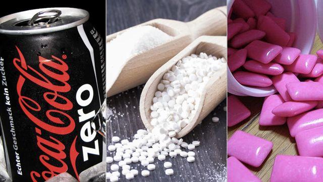 Aspartam ve žvýkačkách vás položí. Když jich bude 415naráz