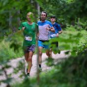 V sobotu se běžel půlmaraton (a hodina opět těsně utekla)