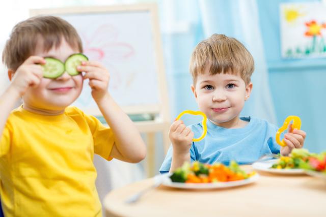 Jídlo pro nejmenší děti - dobrý byznys