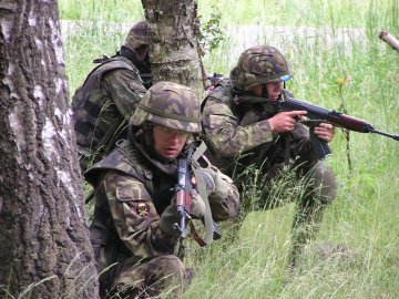 Vojáky čekají deprese a nezaměstnanost