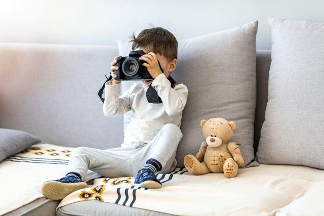 Fotogalerie: Dítě pod kontrolou. Vhodné od tří let