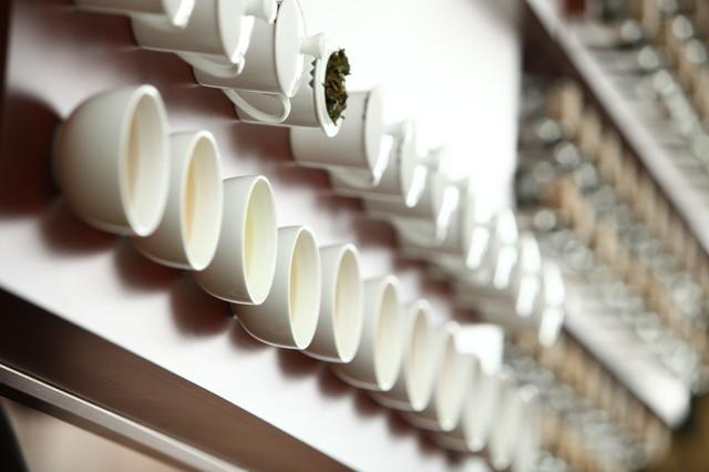 Pokud jde o čajovny, nemáme v Evropě konkurenci