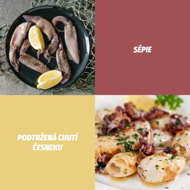 Recept pro vaření chobotnice: Kilo za hodinu