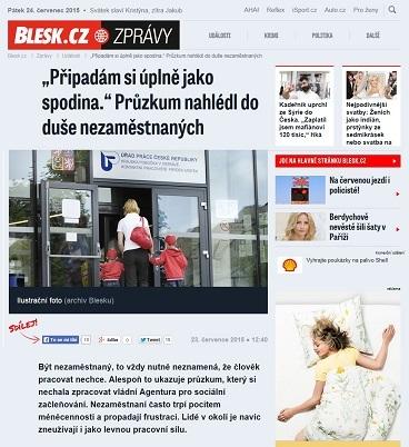 České ženy trpí pocitem méněcennosti