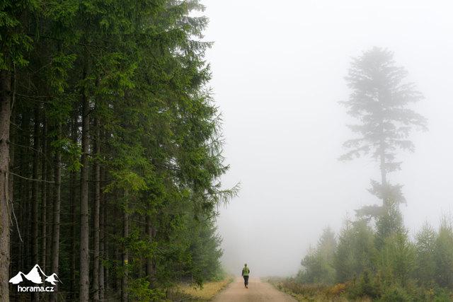 Po Hřebenech Brd pěšky i na kole