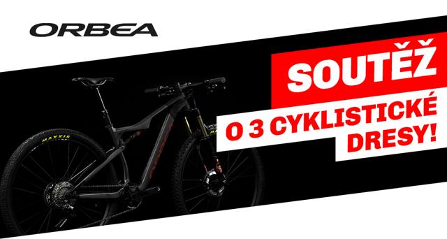 Nová soutěž pro cyklistky a cyklisty!