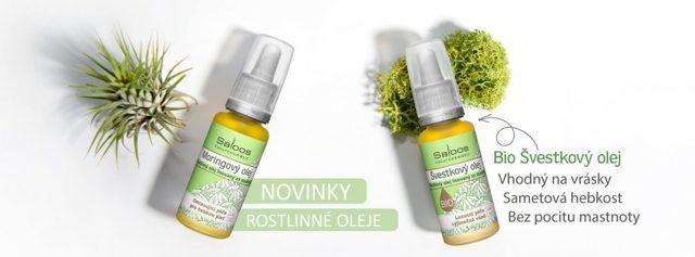Olej ze švestkových jader (švestkový olej) – perfektní pro pokožku