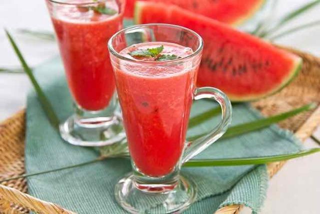 Melounové osvěžení, nad to v létě není aneb s melounem pro zdraví a krásu!