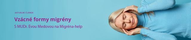 Jak na migrénu bez léků? Toto vám pomůže…