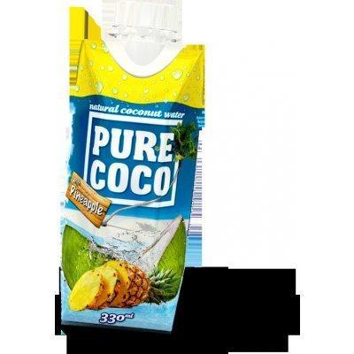 Kokosová voda je tekutina života – plná unikátních prvků