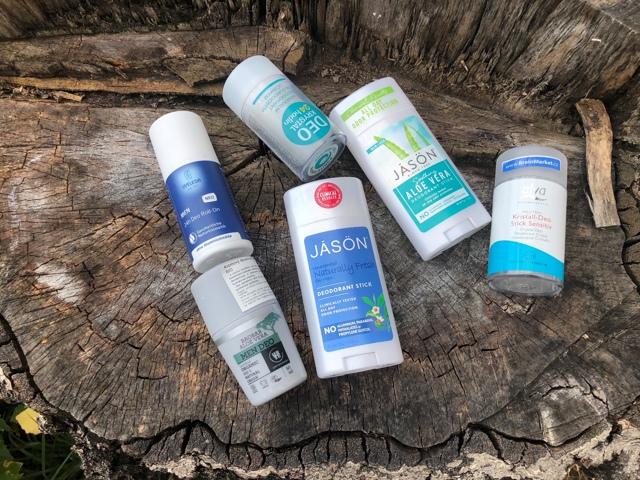 Recept na přírodní deodorant s probiotiky