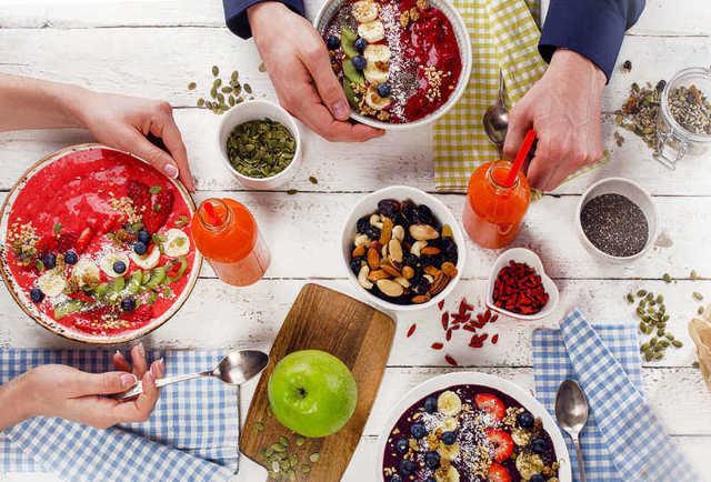 Co patří mezi superpotraviny?