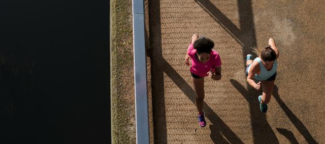 Běh je pro naše zdraví velice prospěšný