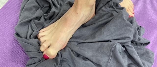 Jak na krásné i zdravé nohy a chodila?