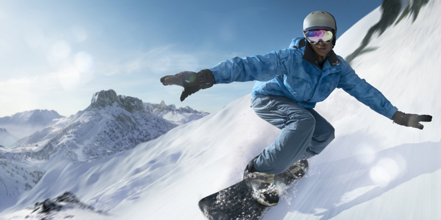 Snowboarding – zkuste tento perfektní sport