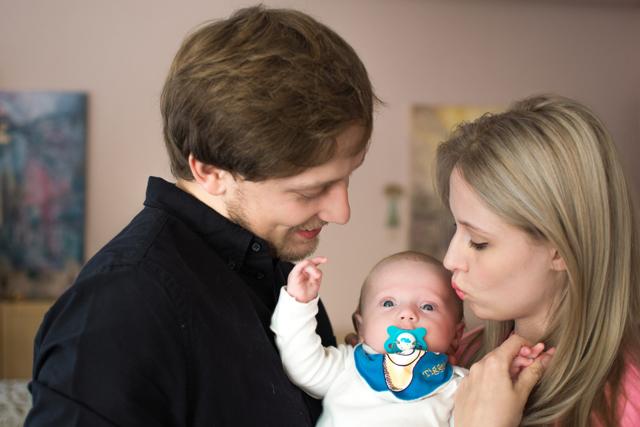 Problémy po porodu, o kterých se málo mluví