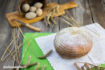 Základní recept na kváskové pečivo