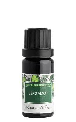 Bergamotový olej – uklidňuje při nervovém vypětí