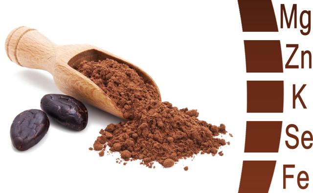 Kakao a zdraví – má v sobě hodně cenných látek, vitamínů, minerálů