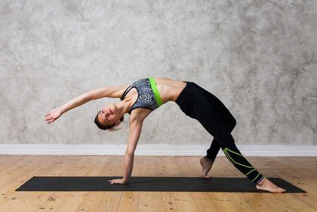 Bikram jóga a hubnutí – může fungovat?