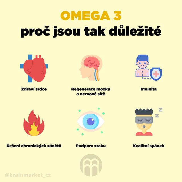 Jak užívat omega 3, 6 a 9 polynenasycené mastné kyseliny?