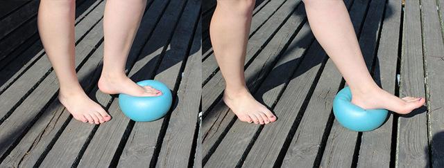 Cvičení na ploché nohy – jak na to?