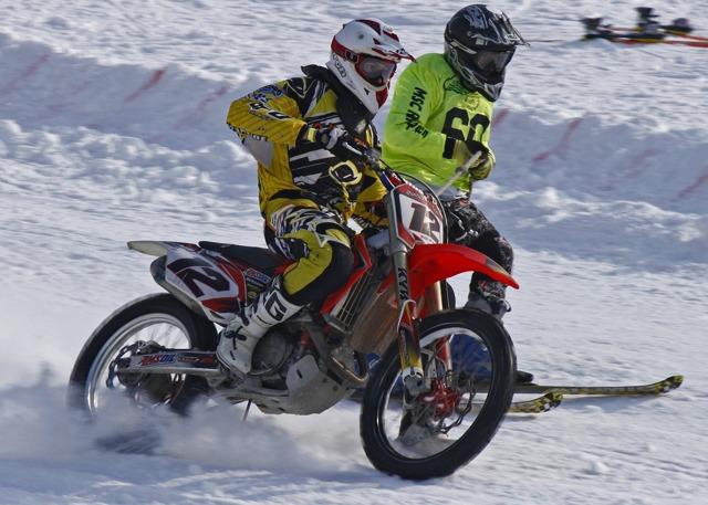 Netradiční zimní sporty – zkusíte některý z nich?