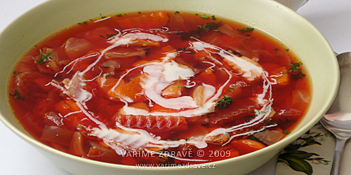 Starý ruský recept z červené řepy na všechny nemoci