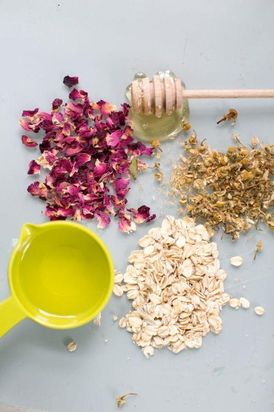 Domácí recepty pro vaši krásu